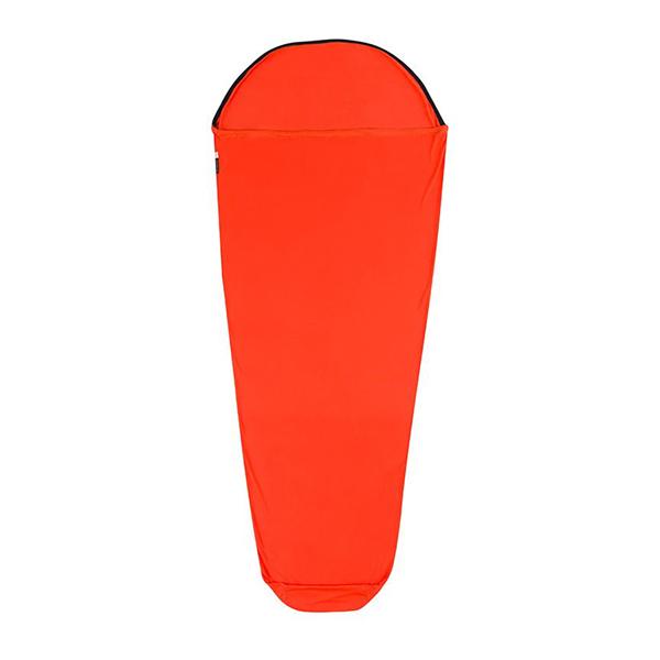 SEA TO SUMMIT(シートゥーサミット) サーモライトリアクター エクストリーム ST81402男女兼用 オレンジ 一人用(1人用) ウインタータイプ(冬用) インナーシーツ アウトドア用寝具 アウトドア スリーピングバッグインナー スリーピングバッグインナー