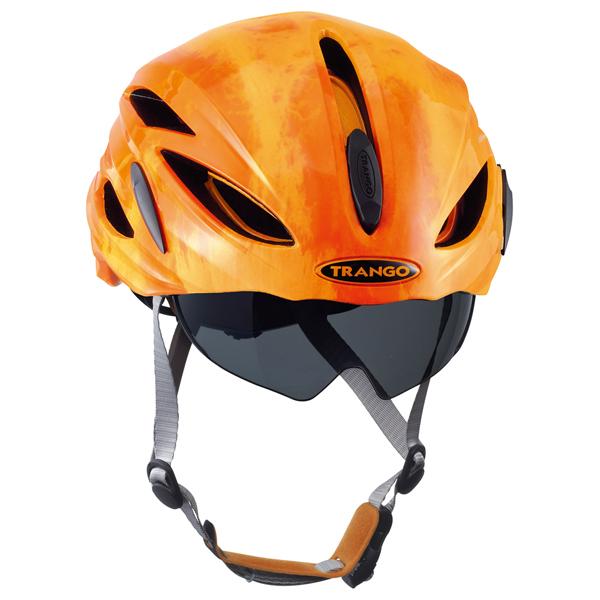 TRANGO(トランゴ) TR.コメット2/OG 1826380男女兼用 オレンジ ヘルメット トレッキング 登山 アウトドアギア