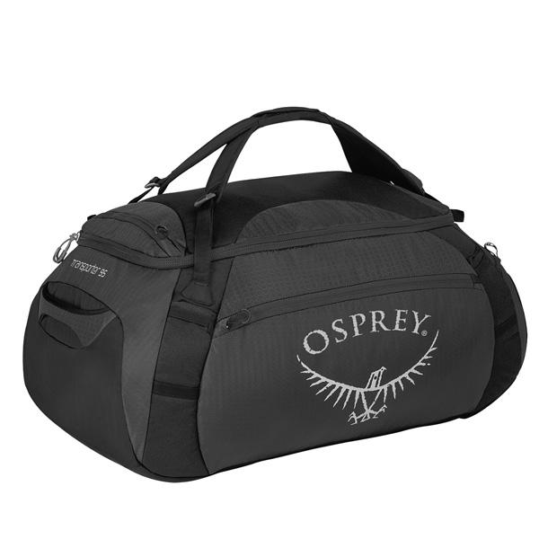 OSPREY(オスプレー) トランスポーター 95/アンヴィルグレー OS55167グレー ダッフルバッグ ボストンバッグ トラベル・ビジネスバッグ ダッフル アウトドアギア