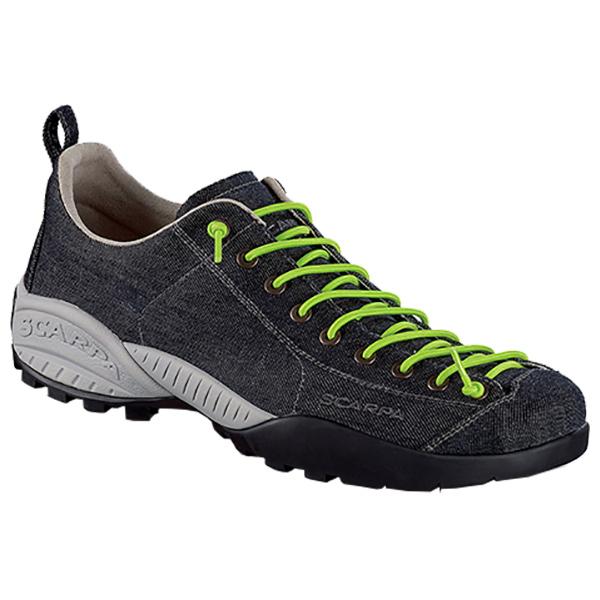 SCARPA(スカルパ) モジトデニム/ブラック/#39 SC21058ブラック ブーツ 靴 トレッキング トレッキングシューズ トレッキング用 アウトドアギア