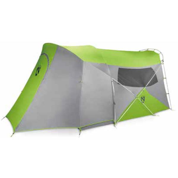 NEMO(ニーモ・イクイップメント) ワゴントップ6P グリーン NM-WGT-6P-GNテント タープ キャンプ用テント キャンプ6 アウトドアギア