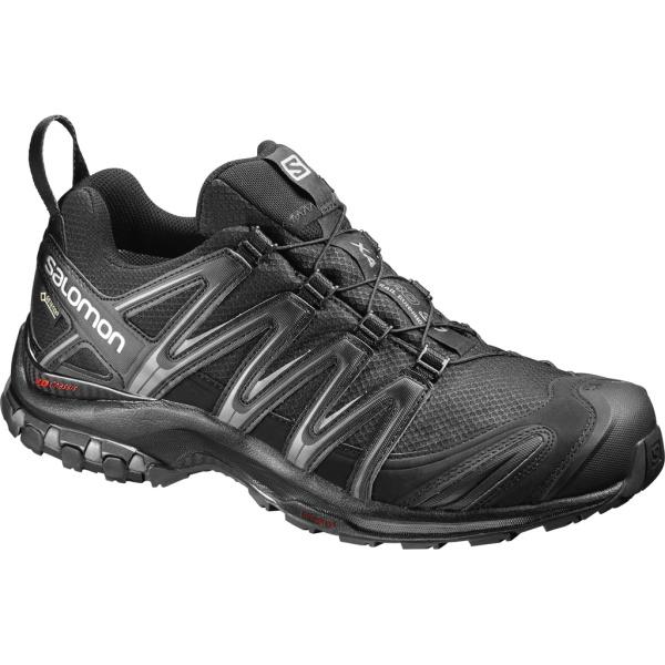 XA PRO 3D GTX/Black/Black/Magnet/28.0cm L39332200男性用 ブラック ブーツ 靴 トレッキング アウトドアスポーツシューズ トレイルランシューズ アウトドアギア