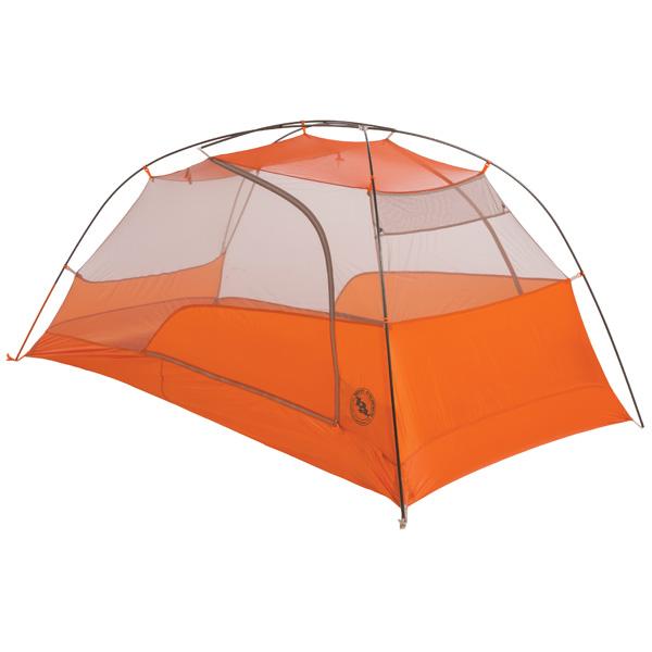BIG AGNES(ビッグアグネス) コッパースプールHV UL2 THVCS217オレンジ 二人用(2人用) テント タープ 登山用テント 登山2 アウトドアギア