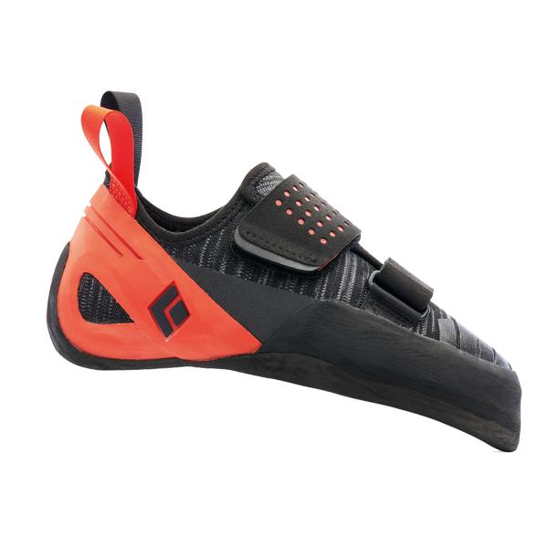 Black Diamond(ブラックダイヤモンド) ゾーンLV/オクタン/5.5 BD25240002055アウトドアギア クライミングシューズ アウトドアスポーツシューズ トレッキング 靴 ブーツ レッド 男性用