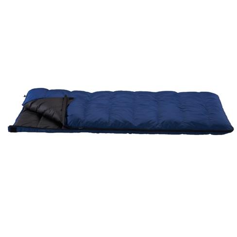 ISUKA(イスカ) レクタ 1000/ネイビーブルー 147321ブルー スリーシーズンタイプ(三期用) シュラフ 寝袋 アウトドア用寝具 封筒型 封筒ウインター アウトドアギア