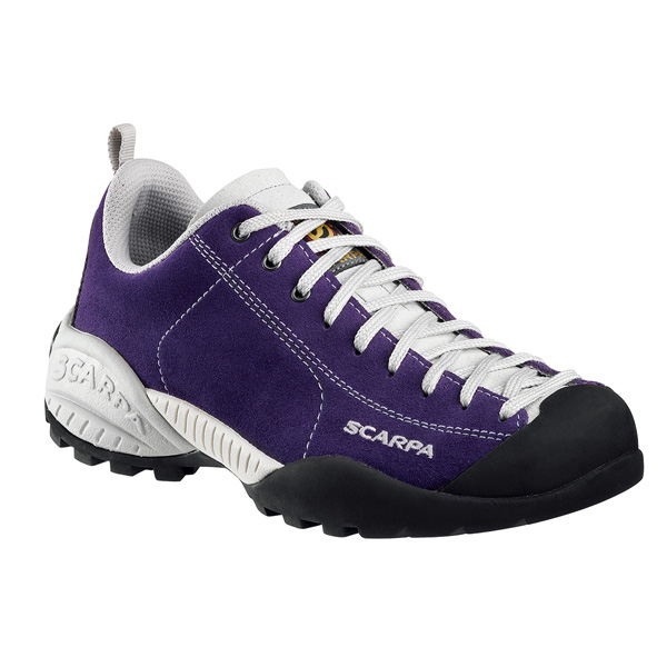 SCARPA(スカルパ) モジト/バイオレット/#38 SC21050パープル ブーツ 靴 トレッキング アウトドアスポーツシューズ トレイルランシューズ アウトドアギア