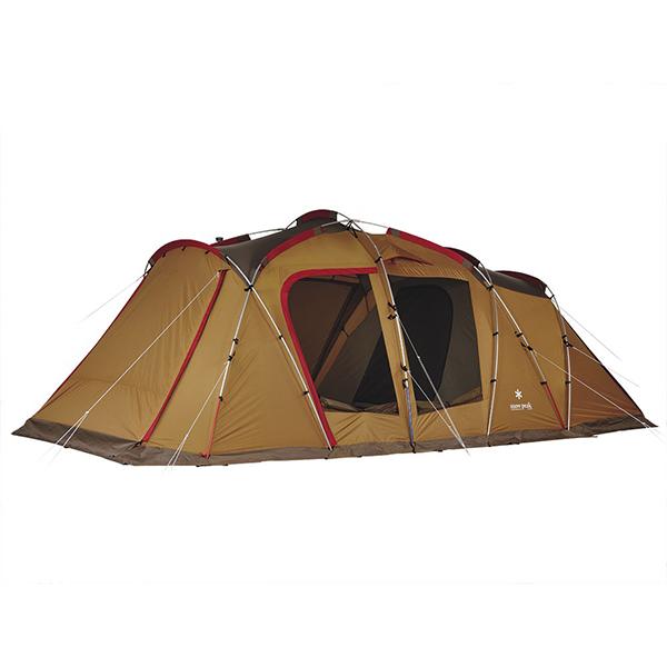 ★エントリーでポイント5倍!snow peak(スノーピーク) トルテュライト TP-750ブラウン 四人用(4人用) テント タープ キャンプ用テント キャンプ4 アウトドアギア