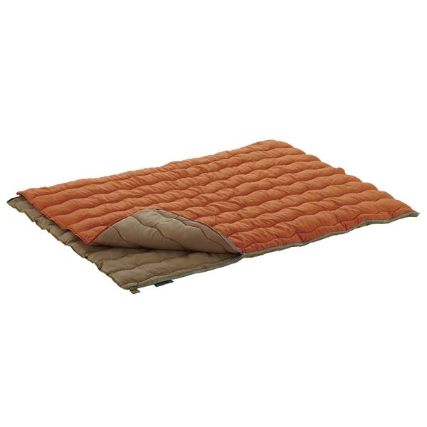 OUTDOOR LOGOS(ロゴス) 2in1・Wサイズ丸洗い寝袋・2 72600680シュラフ 寝袋 アウトドア用寝具 封筒型 封筒スリーシーズン アウトドアギア