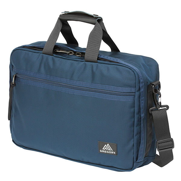 GREGORY(グレゴリー) カバートミッション/インディゴ 733291439ネイビー 男女兼用バッグ バッグ ブランド雑貨 トラベル・ビジネスバッグ 3WAYバッグ アウトドアギア