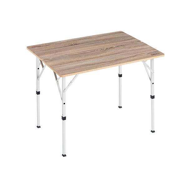 Coleman(コールマン) フォールディングリビングテーブル 90 2000034611アウトドアギア フォールディングテーブル レジャーシート