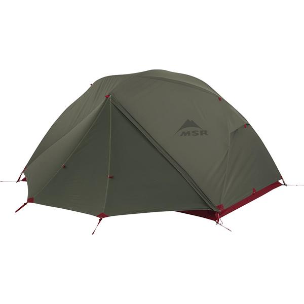 納期:2020年06月上旬MSR(エムエスアール) エリクサー2/グリーン 37032アウトドアギア 登山2 登山用テント タープ 二人用(2人用) グリーン