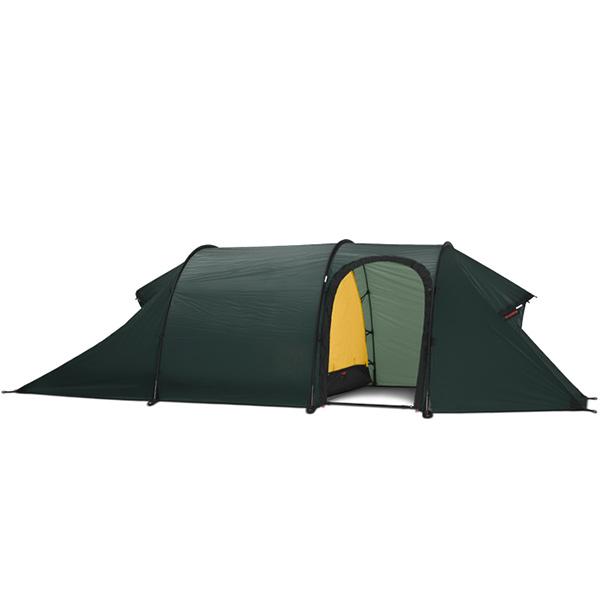 HILLEBERG(ヒルバーグ) ヒルバーグ テント Nammatj GT Green 12770015グリーン 二人用(2人用) テント タープ 登山用テント 登山2 アウトドアギア