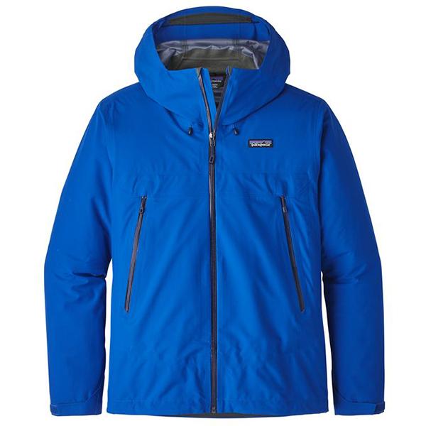 patagonia(パタゴニア) Ms Cloud Ridge Jkt/VIK/XS 83675ブルー レインジャケット レインウェア ウェア レインウェア(ジャケット) レインウェア男性用(男女兼用) アウトドアウェア