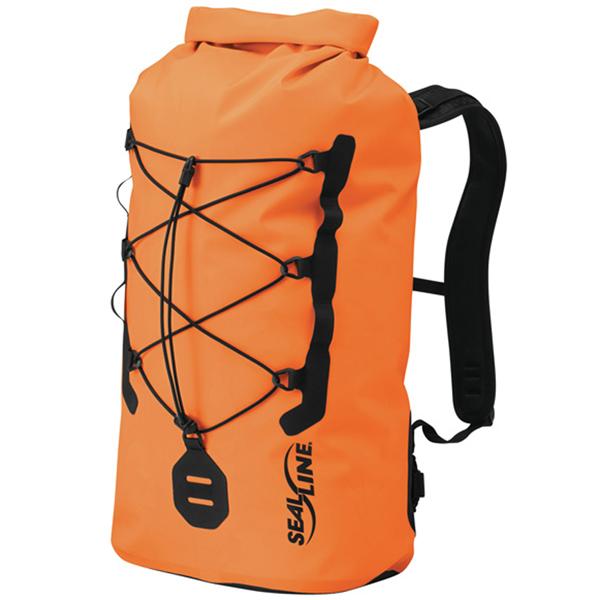 Seal Line(シールライン) ビッグフォークドライデイパック/オレンジ/30L 32041オレンジ ダイビングバッグ シュノーケリング ダイビング 防水バッグ・マップケース ドライバッグ アウトドアギア