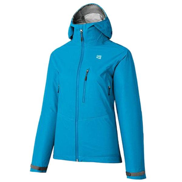 finetrack(ファイントラック) WOMENSエバーブレスフォトンジャケット/WB/S FAW0321アウトドアウェア ジャケット女性用 ジャケット レディースウェア アウター ブルー
