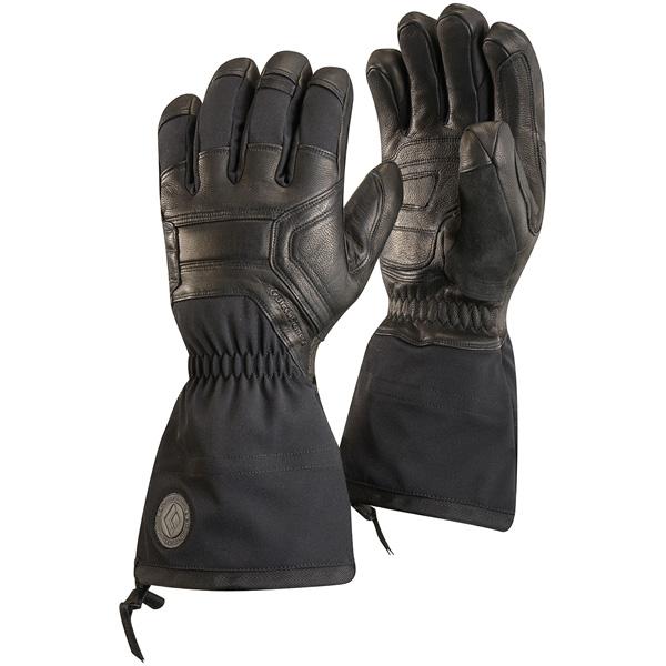 Black Diamond(ブラックダイヤモンド) ガイド/ブラック/S BD75054男女兼用 ブラック ウインタータイプ(冬用) 手袋 メンズウェア ウェア ウェアアクセサリー 冬用グローブ アウトドアウェア