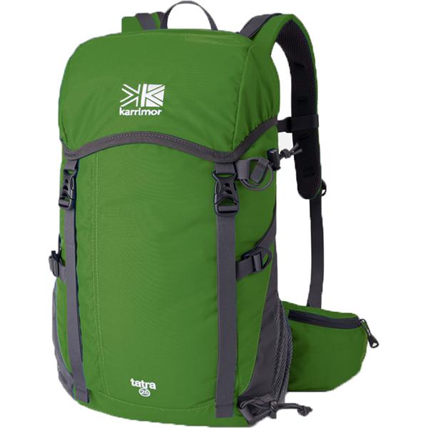 karrimor(カリマー) タトラ 25/ガーデングリーン 88742 887グリーン リュック バックパック バッグ トレッキングパック トレッキング20 アウトドアギア