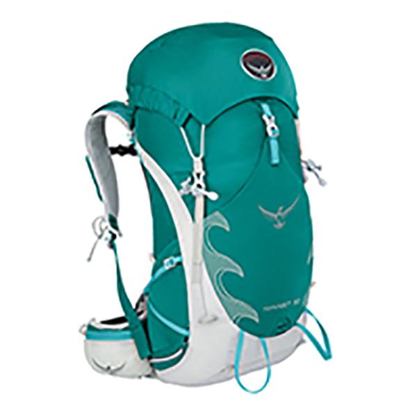 OSPREY(オスプレー) テンペスト 30/トルマリングリーン/XS/S OS50289女性用 グリーン リュック バックパック バッグ トレッキングパック トレッキング30 アウトドアギア