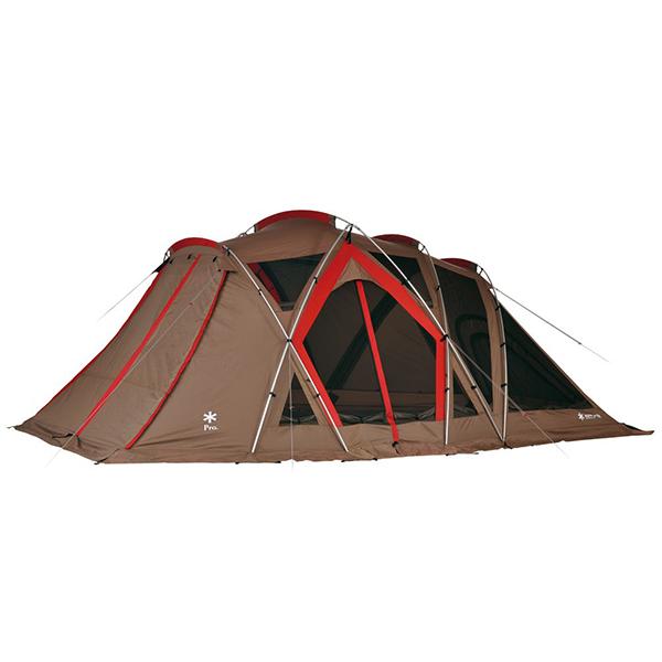 ★エントリーでポイント5倍!snow peak(スノーピーク) リビングシェル ロング Pro. TP-660六人用(6人用) テント タープ キャンプ用テント キャンプ6 アウトドアギア