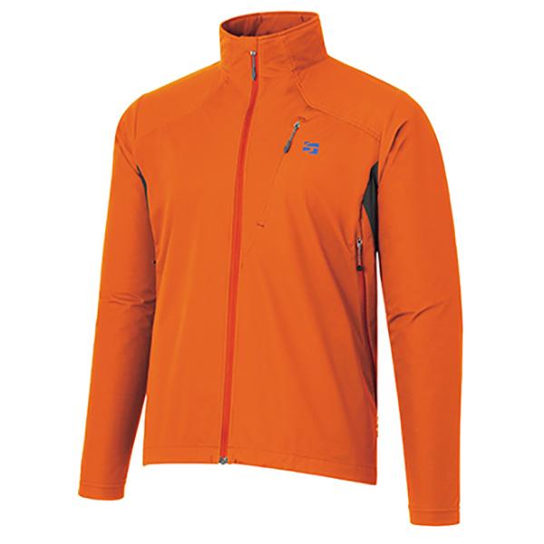 finetrack(ファイントラック) フロウラップジャケット Ms TG XL FAM0901男性用 オレンジ アウター メンズウェア ウェア ジャケット ジャケット男性用 アウトドアウェア