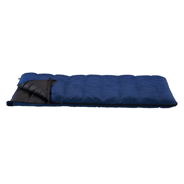 ISUKA(イスカ) レクタ 350/ネイビーブルー 139321ブルー シュラフ 寝袋 アウトドア用寝具 封筒型 封筒サマー アウトドアギア
