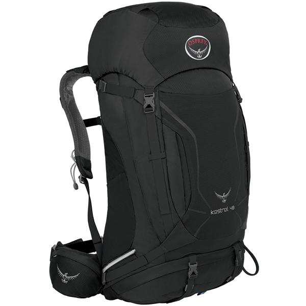 OSPREY(オスプレー) ケストレル 48/アッシュグレー/S/M OS50150グレー リュック バックパック バッグ トレッキングパック トレッキング40 アウトドアギア