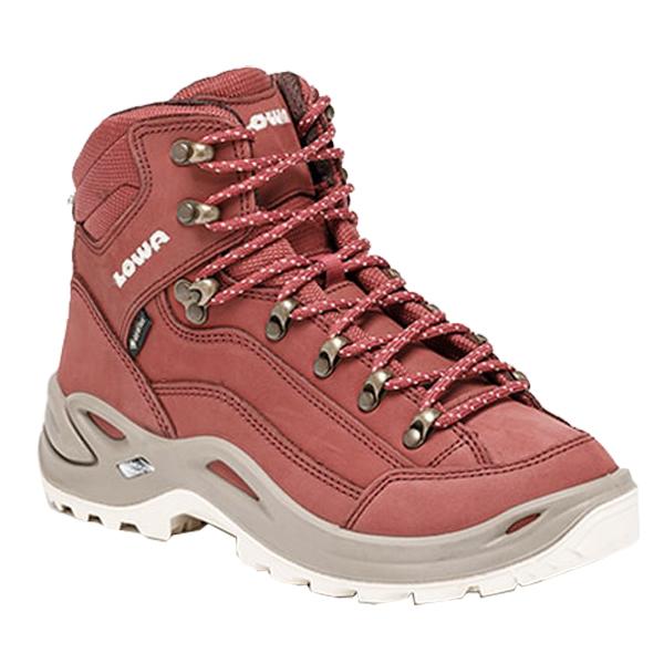 LOWA(ローバー) レネゲードGT MIDウィメンズ/カイエン/5 L320945-0331アウトドアギア トレッキング用女性用 トレッキングシューズ トレッキング 靴 ブーツ おうちキャンプ