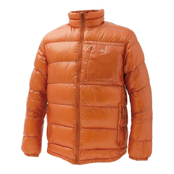 NANGA(ナンガ) スーパーライトダウンジャケット/RNG/XS SPJK102男性用 オレンジ アウター メンズウェア ウェア ダウンジャケット ダウンジャケット男性用 アウトドアウェア