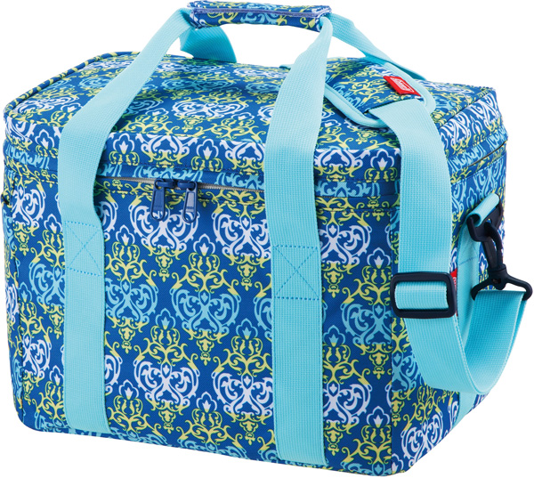 Coleman(콜먼) 쿨러 가방/ 15 L(포릿지/블루) 2000022226 쿨러 박스 케이스 가방 소프트 쿨러 10리터 아웃도어 기어