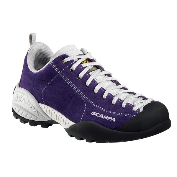 SCARPA(スカルパ) モジト/バイオレット/#39 SC21050パープル ブーツ 靴 トレッキング アウトドアスポーツシューズ トレイルランシューズ アウトドアギア