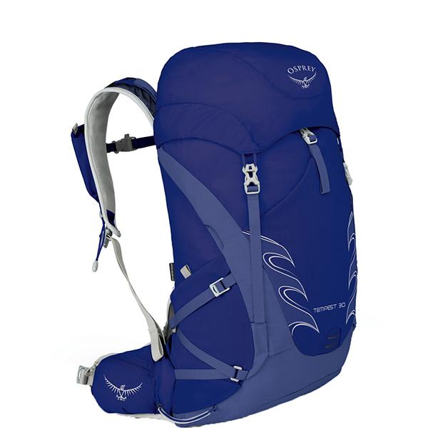 OSPREY(オスプレー) テンペスト 30/アイリスブルー/XS/S OS50262女性用 ブルー リュック バックパック バッグ トレッキングパック トレッキング30 アウトドアギア