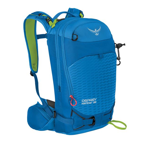 OSPREY(オスプレー) キャンバー 22/コールドブルー/M/L OS52103男性用 ブルー リュック バックパック バッグ トレッキングパック トレッキング20 アウトドアギア