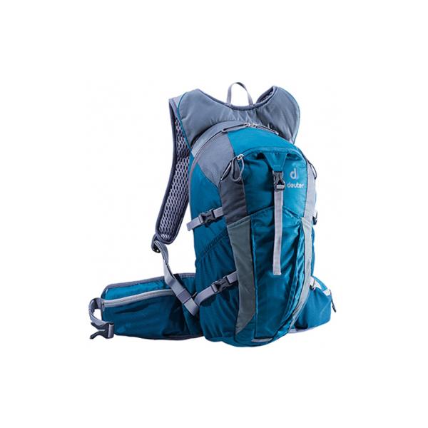 deuter(ドイター) アドベンチャーライト 14デニム×チタン D4201216-3422アウトドアギア 自転車用バッグ バッグ バックパック リュック ブルー 男性用