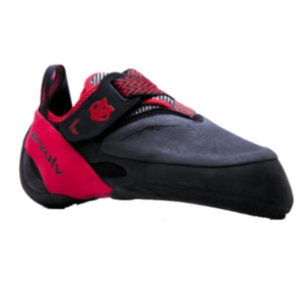 Evolv(イボルブ) アグロ/Black Red/US7h ev-ag-07hレッド ブーツ 靴 トレッキング トレッキングシューズ クライミング用 アウトドアギア