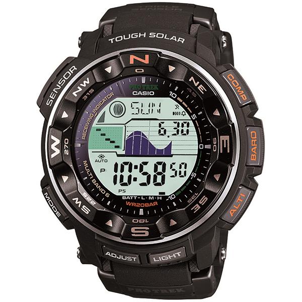 CASIO(カシオ) プロトレック PRW2500-1JF PRW-2500-1JF男女兼用腕時計 腕時計 高機能ウォッチ アウトドアギア