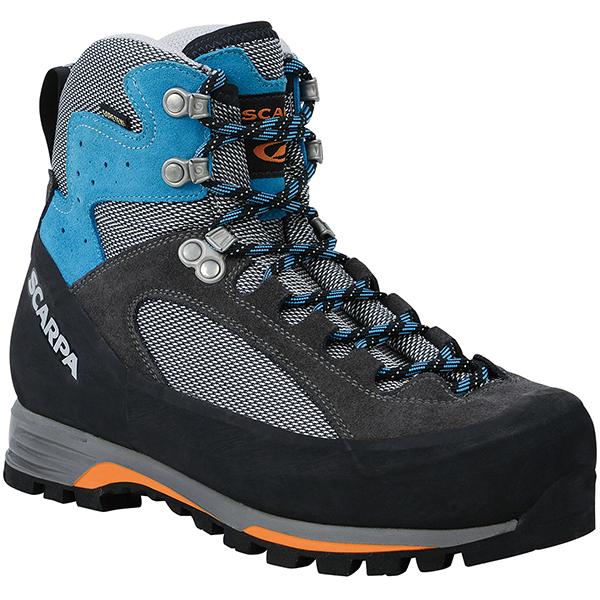 SCARPA(スカルパ) クリスタロ GTX WMN/ターコイズ/#38 SC22100001380アウトドアギア トレッキング用女性用 トレッキングシューズ トレッキング 靴 ブーツ ブルー