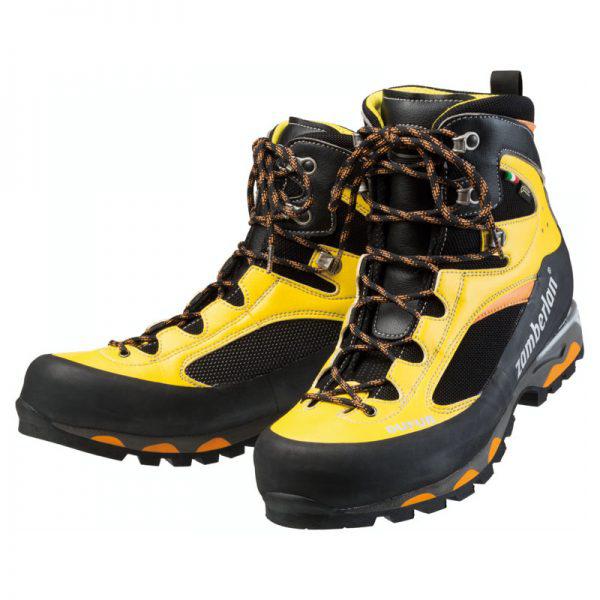 Zamberlan(ザンバラン) デュフールGT/330イエロー/EU46 1120100アウトドアギア トレッキング用 トレッキングシューズ トレッキング 靴 ブーツ イエロー