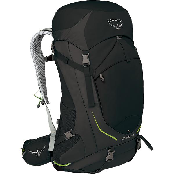 OSPREY(オスプレー) ストラトス 50/ブラック/S/M OS50300ブラック リュック バックパック バッグ トレッキングパック トレッキング50 アウトドアギア