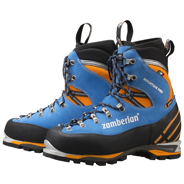 Zamberlan(ザンバラン) マウンテンプロEVOGTRRMs/ロイヤルブルー/46 1120128アウトドアギア アルパイン用 トレッキングシューズ トレッキング 靴 ブーツ