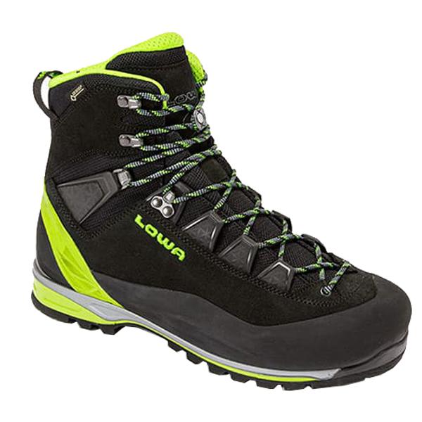 LOWA(ローバー) アルパインプロGT LE/ブラック×ライム/8 L210180-9903アウトドアギア アルパイン用 トレッキングシューズ トレッキング 靴 ブーツ おうちキャンプ