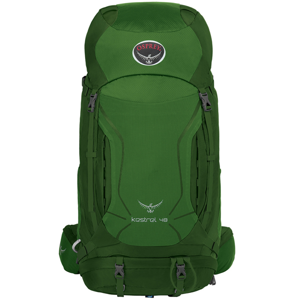 OSPREY(オスプレー) ケストレル 48/ジャングルグリーン/S/M OS50150グリーン リュック バックパック バッグ トレッキングパック トレッキング40 アウトドアギア