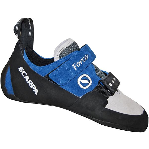 SCARPA(スカルパ) フォース/アトランティック/#38.5 SC20030ブルー ブーツ 靴 トレッキング トレッキングシューズ クライミング用 アウトドアギア