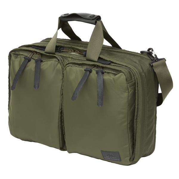 GREGORY(グレゴリー) アセンド3ウェイ/グリーン 73213グリーン 男女兼用バッグ バッグ ブランド雑貨 トラベル・ビジネスバッグ 3WAYバッグ アウトドアギア