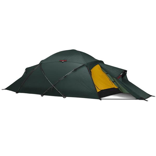 HILLEBERG(ヒルバーグ) ヒルバーグ テント Saivo Green 12770018グリーン 三人用(3人用) テント タープ キャンプ用テント キャンプ3 アウトドアギア