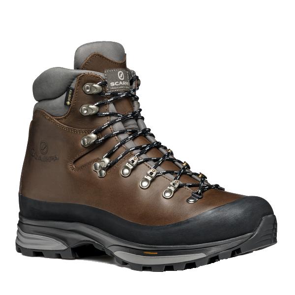 SCARPA(スカルパ) キネシス プロ GTX/エボニー/#40 SC22120ブラウン ブーツ 靴 トレッキング トレッキングシューズ トレッキング用 アウトドアギア