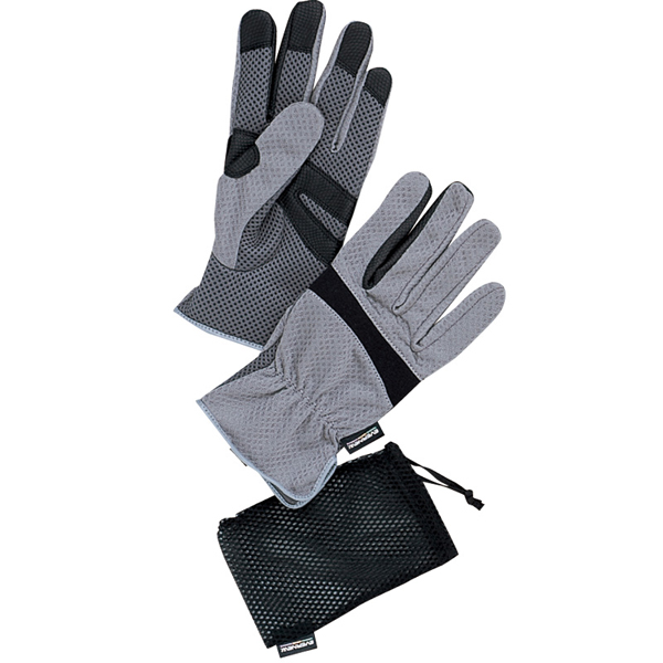 EVERNEW(エバニュー) トレッキンググローブDX/グレー30/S EBY042手袋 メンズウェア ウェア ウェアアクセサリー グローブ アウトドアウェア