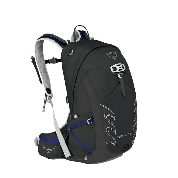OSPREY(オスプレー) テンペスト20 ブラック S/M OS50263女性用 ブラック リュック バックパック バッグ トレッキングパック トレッキング20 アウトドアギア