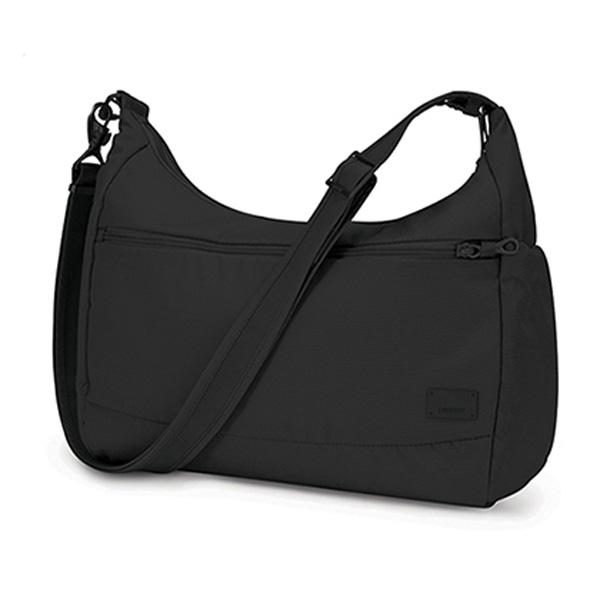 pacsafe(パックセーフ) Pacsafe シティーセーフ CS200 ブラック 12970159ブラック ショルダーバッグ バッグ アウトドア アウトドアギア