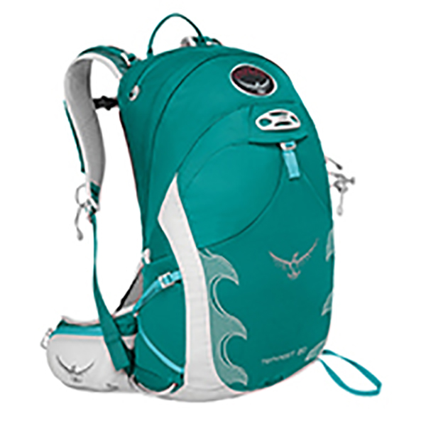 OSPREY(オスプレー) テンペスト 20/トルマリングリーン/XS/S OS50290女性用 大人用 グリーン バックパック デイパック バッグ アウトドアギア
