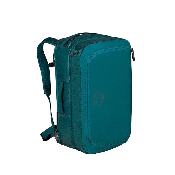OSPREY(オスプレー) トランスポーター キャリーオン/ウェストウィンドティール OS55160002001アウトドアギア 3WAYバッグ トラベル・ビジネスバッグ アウトドア ブルー おうちキャンプ